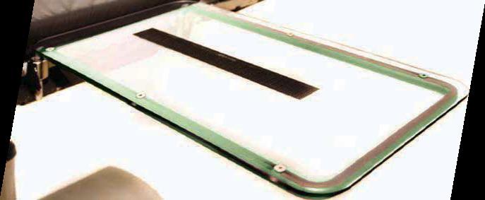Birkova Lightweight Hand Table Flat Bar Mount