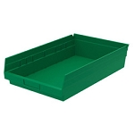 Optional Shelf Bin: Sold in Qty/12 Inner: 16-1/2