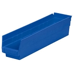 Optional Shelf Bin: Qty/12. Inner: 16-1/2