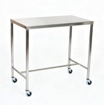 Stainless Steel Instrument Table/Back Table: 16