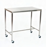 Stainless Steel Instrument Table/Back Table: 20