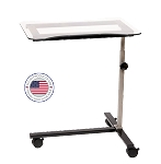 Free Standing Hand and Arm Surgery Table with Lexan Top
