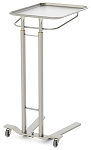 Mayo Stand, Foot operated friction lock height adjustment/dual post