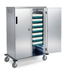 Tray Delivery Carts - Elite Series - Stainless Steel: tray capacity: 20ea