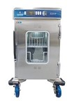 Fluid Warmer: Wire Basket: 2, max capacity: 14-liters/ea. (28-liters total): 17-3/8