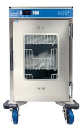 "Temperature Monitoring Units: Max Capacity: 72-liters: 40-3/4"" W x 25-1/4"" D x 35"""