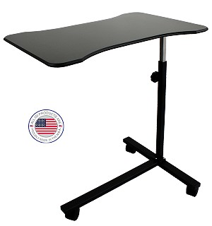 Free-Standing Surgical Hand and Arm Table with Carbon Fiber Top