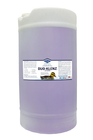 Duo-Klenz  Detergent Concentrate and Non-Silicone Lubricant (15 gal keg)
