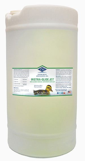 Instra-Glide Jet   Surgical Instrument Lubricant (15 gal keg)