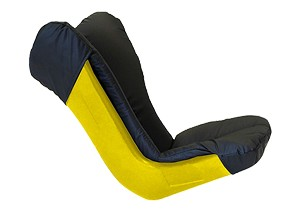 Legholder Pads, Allen Yellow Banana Boot