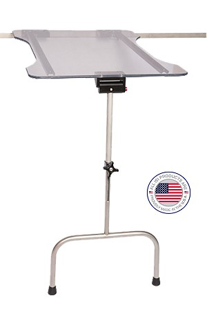 Universal K Surgical Table with Double Leg