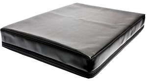"Black Carter Table Pad Main 3"" Thick"