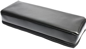 "Black Carter Table Pad for Extension Table 3"" thick"