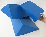 45 degree KOVA Care Wedge, Extra-Large