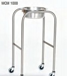 Stainless Steel Solution Stand with H-Brace 15