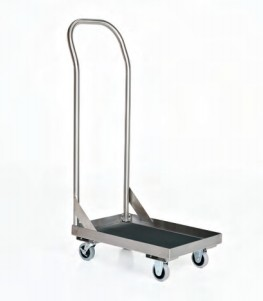 Carry Cart; Stainless Steel
