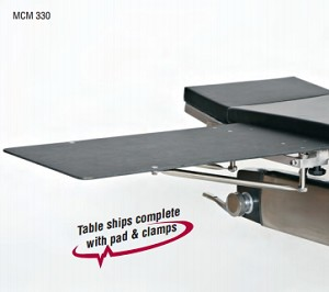 Carpal Arm and Hand Table