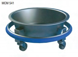 "Kick Bucket/Sponge Receptacles: 8"" H x 16-1/4"""